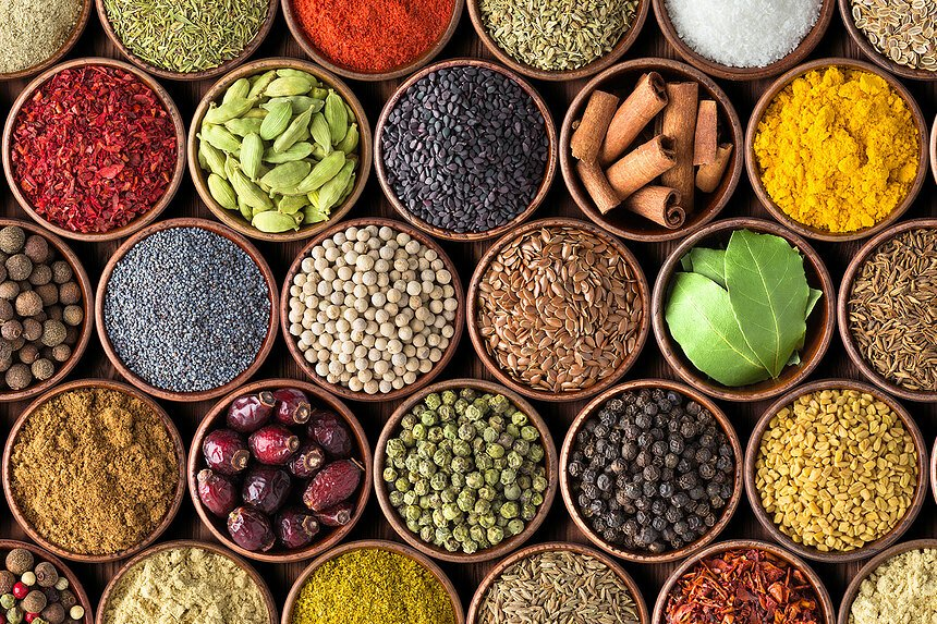 Types of Masala Spices