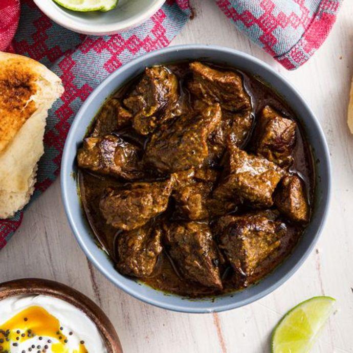 Buff curry