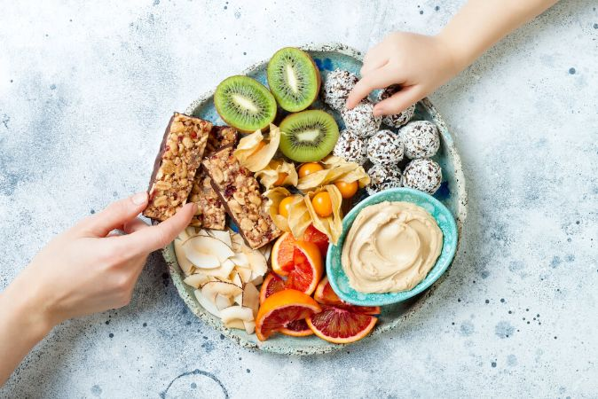 Diet snack recipes