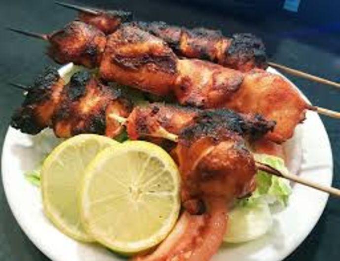 Chicken Sekuwa