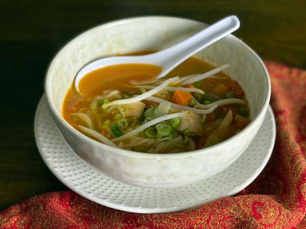 Chicken Thuka Recipe