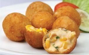 corn cheese balls recipe